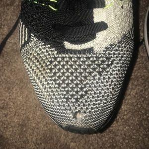 Nike Shoes - Nike fly knit running shoes 7 women's